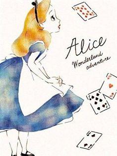 Disney's Alice in Wonderland:) Disney Pixar, Film Disney, Disney Magic, Disney Art, Disney Movies, Alice In Wonderland Party, Adventures In Wonderland, Alice In Wonderland Artwork, Princesa Alice