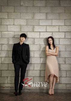Moon Chae Won and Song Joong Ki from Nice Guy for Kwave Magazine