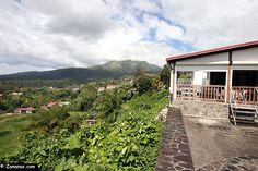 Nord Martinique : Le Morne Rouge.
