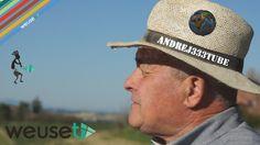 #Fernando #Farabollini: #contadino e #rabdomante  #castelnuovo #rosignano #livorno #uccelliera #weusetv #botanica #giardinaggio #garden