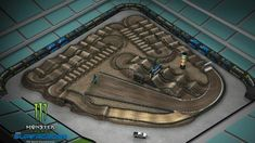 Angel Stadium of Anaheim 4 januari 2020 Monster Energy Supercross Track Map Side. - Real Time - Diet, Exercise, Fitness, Finance You for Healthy articles ideas Triumph Motorcycles, Custom Motorcycles, Dirt Bike Track, Dirt Bike Girl, Nitro Circus, Jeep Cherokee, Ducati, Motocross Tracks, Motorcycle Touring