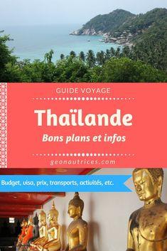 Retrouvez tous nos bons plans et infos pour visiter la Tha�lande. Budget, visa, prix, transports, activit�s, etc.