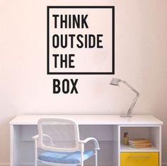 this office wall decal will be perfect large wall decal decor for