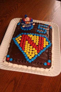 I wish I would have seen this 3 weeks ago!  Would have been perfect for Laiton's superhero party!