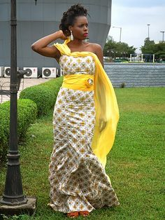 Beautiful Ankara Styles Designs October 2013 - DeZango Fashion Zone