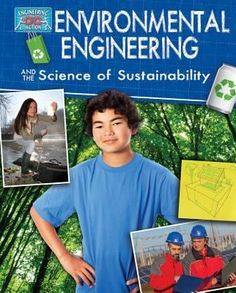 Environmental Engineering and the Science of Sustainability by Robert Snedden Paperback) for sale online Environmental Engineering, Engineering Science, Environmental Chemistry, Engineering Design Process, Engineering Projects, Earth Day Activities, Experiential Learning, Science Curriculum, Sustainable Development
