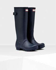 Women's Original Back Adjustable Wellington Boots