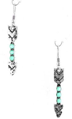 Arrow Metal Earrings