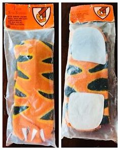 NOS TIGER SOCKS, NEW OLD STOCK, LEATHER SOLES, MADE IN JAPAN 1970'S  | eBay
