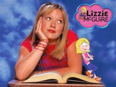 Lizzie McGuire.