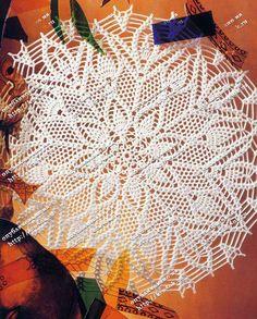 centrino   Hobby lavori femminili - ricamo - uncinetto - maglia