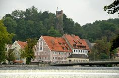 Tagesausflug nach Landsberg am Lech