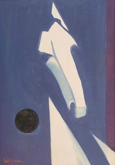 Untitled (1971) - Seif Wanly ; Courtesy of Barjeel Art Foundation