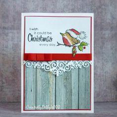 A Scrapjourney: Christmas Robins                                                                                                                                                                                 More