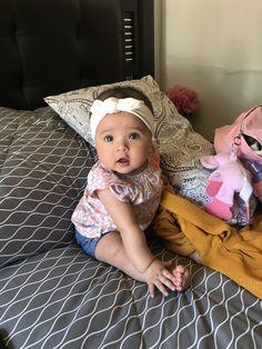 SOFÍA 🌼 Lil Baby, Cute Baby Girl, Baby Boy Newborn, Cute Babies, Baby Kids, Baby Girl Pictures, Newborn Pictures, Baby Photos, Black Baby Girls