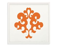 Eva Zeisel & KleinReid, Lovers' II Oak Leaf - Limited Edition Wall Art - Accessories - Room & Board