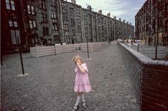 The Slums of 1980s Glasgow Through the Lens of a French Photographer - VICE