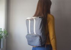 Knit with attitude – Plystre Project Backpack