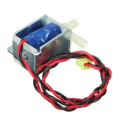 1pc Mini DC 12V Electric Solenoid Valve Normally Closed Air Release Valve