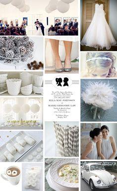 Indoor Wedding on a budget