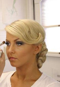 Wedding Guest Hair/Makeup on Pinterest Wedding Guest ...