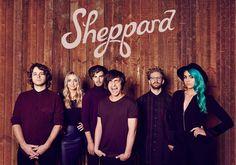 Sheppard, ALT, (Best songs: Geronimo, Let Me Down Easy) www.missmusicscout.blogspot.com
