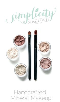 Mineral Cosmetics, Mineral Eyeshadow, Concealer, Hair And Nails, Lip Balm, Minerals, Make Up, Homemade, Natural