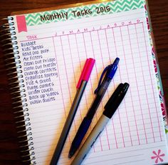 Monthly Task Tracker in Life Planner (scheduled via www.tailwindapp… Monthly Task Tracker in Life Planner (scheduled via www. Agenda Planning, To Do Planner, Erin Condren Life Planner, Planner Pages, Happy Planner, Printable Planner, Planner Stickers, Printables, Printable Budget
