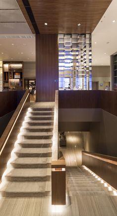 Hotel Hilton Barra by Patrícia Anastassiadis