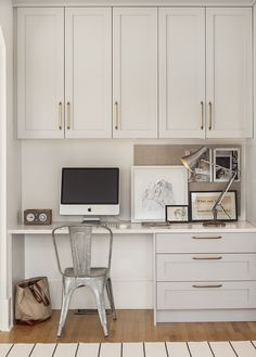 very functional but may be too cabinet-heavy