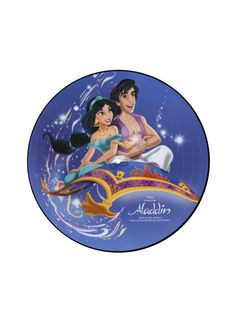 Disney Songs From Aladdin Vinyl LP Hot Topic Exclusive | Hot Topic