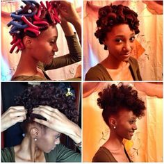 Up do for special occasion