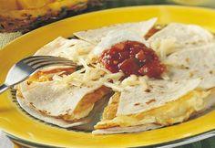 Harps Foods - Recipe: Breakfast Quesadilla