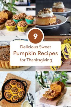 If you can't tell, I've been going absolutely nuts for sweet pumpkin recipes lately! Moist Pumpkin Bread, Pumpkin Scones, Baked Pumpkin, Pumpkin Spice, Babka Recipe, Glaze Recipe, Elegant Desserts, Great Desserts, Sweet Pumpkin Recipes