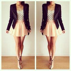 Love it Teen fashion Cute Dress! Clothes Casual Outift for Cute Fashion, Teen Fashion, Fashion Outfits, Fashion Trends, Fashion Styles, Dress Fashion, Outfits For Teens, Casual Outfits, Skirt Outfits