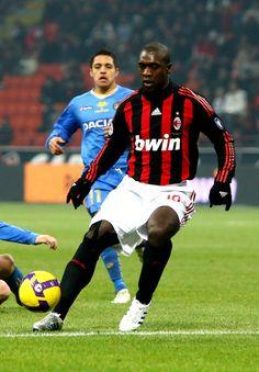 Clarence Seedorf-A.C.Milan