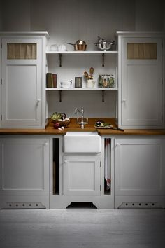My House On Pinterest Kitchen Cabinetry Porcelain And