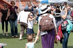 Wedgwood Arts Festival Our Lady of the Lake Parish School Seattle, WA #Kids #Events