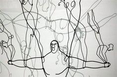 Calder SculptureFilFer