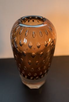 Big Vases, Czech Glass, Beauty, Collection, Design, Home Decor, Decoration Home, Room Decor