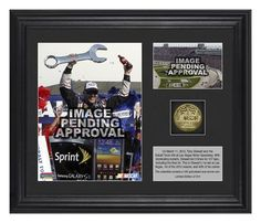 STEWART, TONY FRAMED (2012 LAS VEGAS) 6x8 PHOTO w/COIN - Mounted Memories Certified - Framed NASCAR Photos, Plaques and Collages by Sports Memorabilia. $49.99. STEWART, TONY FRAMED (2012 LAS VEGAS) 6x8 PHOTO w/COIN. Save 25%!