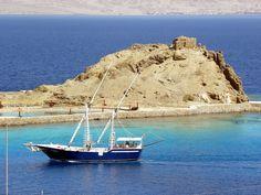Salah El-Din Castel -Pharaoh Island