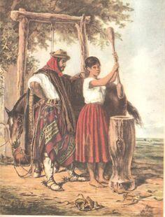 "LP - ""La Pisadora de Maiz"""