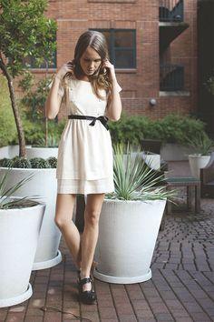 #fashion #whitedress