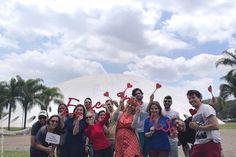 Aniversário do blog Eu Te Amo Hoje com decoração usando balões. Créditos: Fotos: Seimi Hiraga Balões: Balão Cultura Decoração: Filiz - Eventos Pensados e Kira Festas Vídeo: @thaiscamir  #balaocultura #corporativo #aniversariocorporativo #picnic #decoraçaodeaniversário #aniversario #euteamohoje