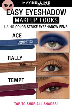 Makeup Inspo, Makeup Inspiration, Makeup Tips, Beauty Makeup, Hair Makeup, Beauty Care, Makeup Ideas, Simple Eyeshadow, Eyeshadow Makeup