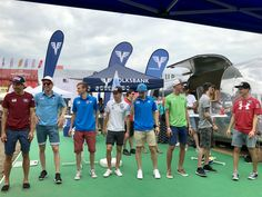Meet-and-greet with the Austrian ski jumping team. Thanks for pictures and autographs
