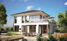 Villa Evolution154 - toit 4 pans - variante 11