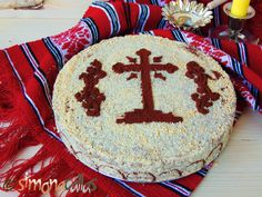 Coliva traditionala 3 Romanian Food, Cake, Desserts, Spiritual, Recipes, Vegan, Beauty, Mariana, Romanian Recipes