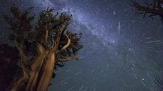 Lluvia de Meteoritos Perseídas 2013